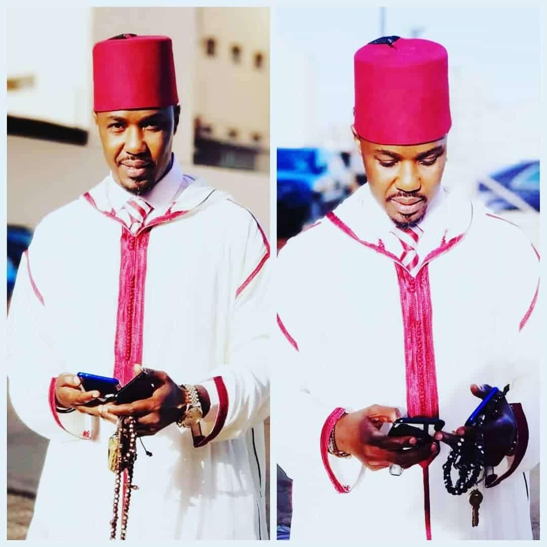 à lui piquer, Cheikh Sarr : Son Jalabé, rouge blanc