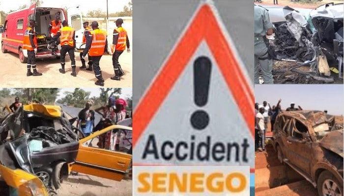 accidents mortels, Routes
