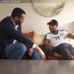 El Hadji Diouf, france, Sénégal, vidéo