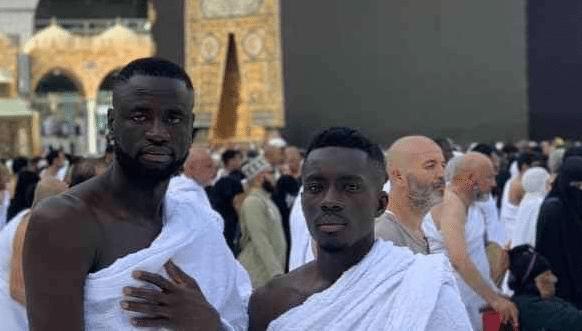 Cheikhou Kouyaté, Ghana, Mecque, Omra