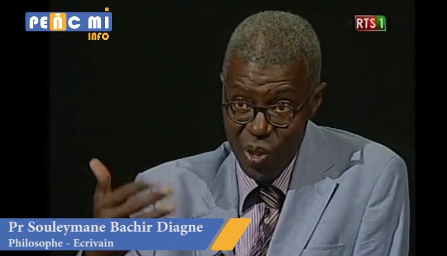 Pr Souleymane Bachir Diagne