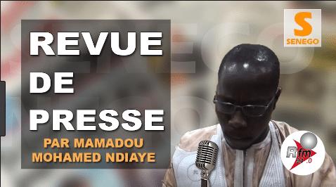 RP Mouhamed Ndiaye