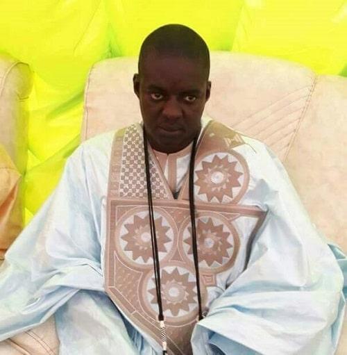 Serigne Modou Mamoune MBACKE