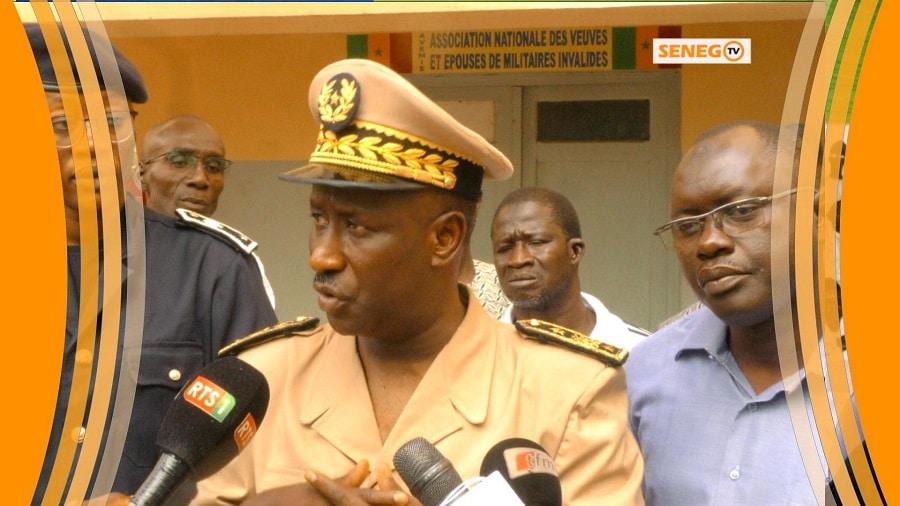 Sous préfet Dakar – Djiby Diallo – Jeck Bauer