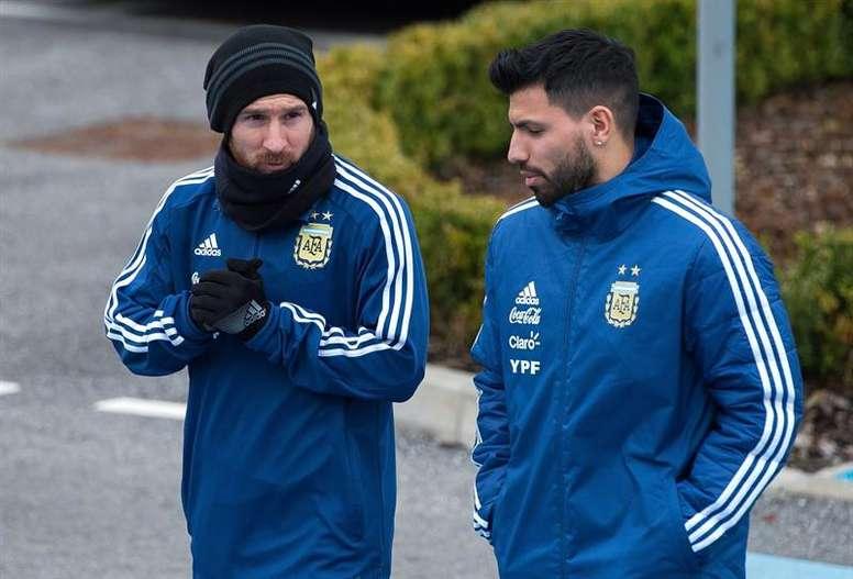 Aguero, Copa America, Icardi, Messi