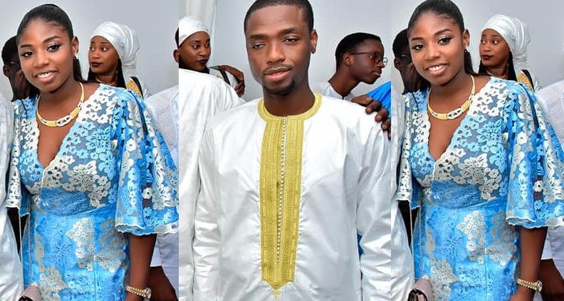 : Birane et Ndeye Sokhna, au mariage, famille ndour