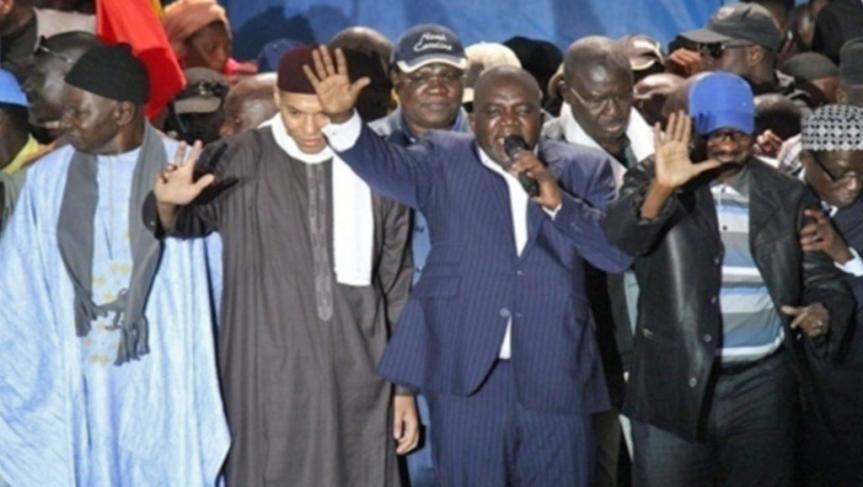 Abdoulaye Wade, Karim Wade, manœuvre, oumar sarr, Pds