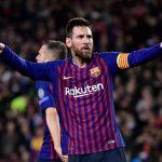 Barça, Liga, Messi