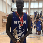 Basket, Malèye Ndoye, Sénégal, Sports