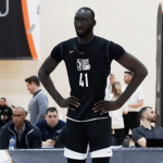 Basket, draft nba 2019, draft nba tacko fall, Nba, pivot sénégalais, Tacko Fall chez les knicks, test de Tacko Fall