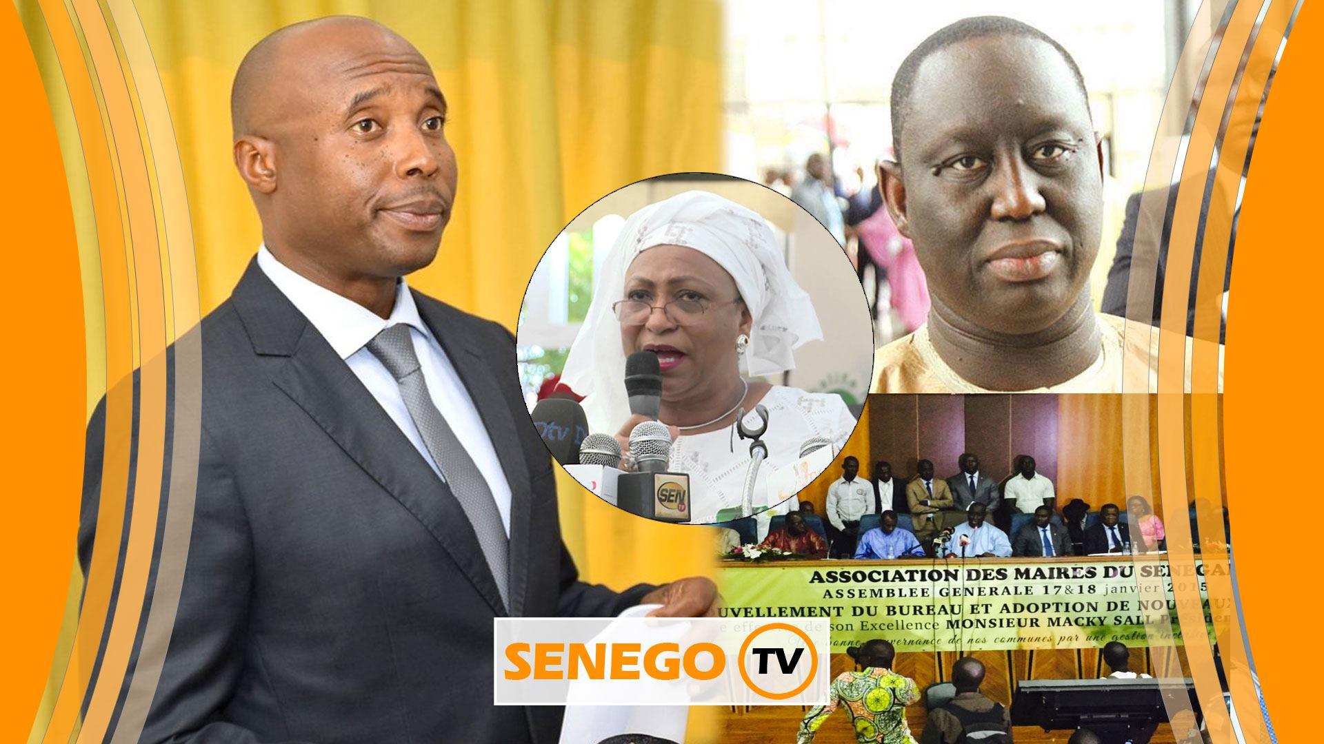 Affaire Petrotim – Barthélemy Dias : «J'ai décidé de démissionner de l'Association des maires du Sénégal…» (Senego Tv) - Adelaide Tambo et Macky Sall posent pour une photo - Relations publiques