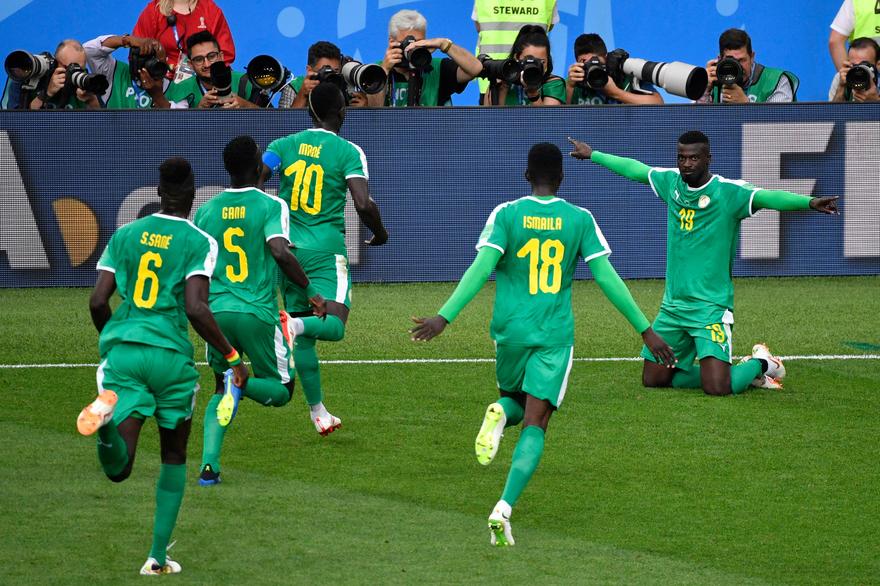 Sénégal vs Congo Brazzaville à thiès