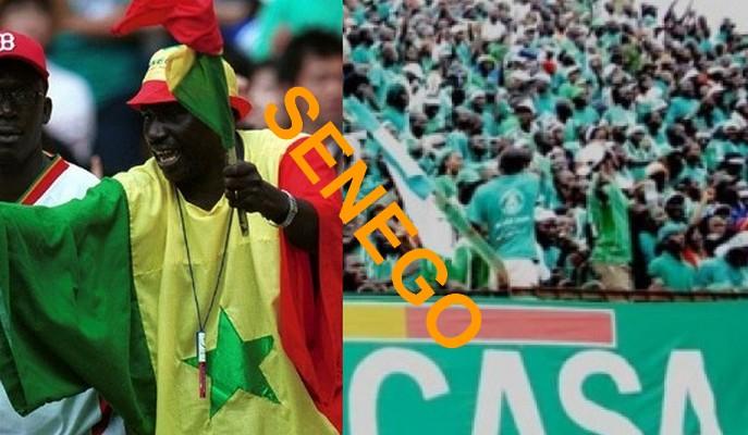 Can 2019: La fédération décide de ne pas subventionner Aller Casa et 12e Gaïndé  tant qu'ils ne surissent pas - Un homme debout devant une foule - Sports à domicile