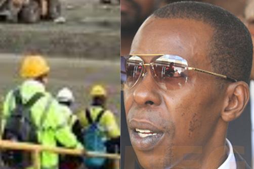 Cheikh Amar et son frère accusés d'avoir dépites12 milliards des comptes de MDL - Un homme portant des lunettes - Taziazat Mauritania Co. Ltd.