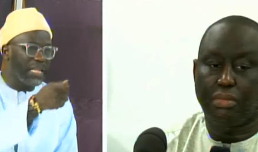 Cheikh Yerim : Si Alioune Sall retire sa plainte c'est parce qu'il accepte les accusations… (vidéo) - Un homme en costume cravate - Nez