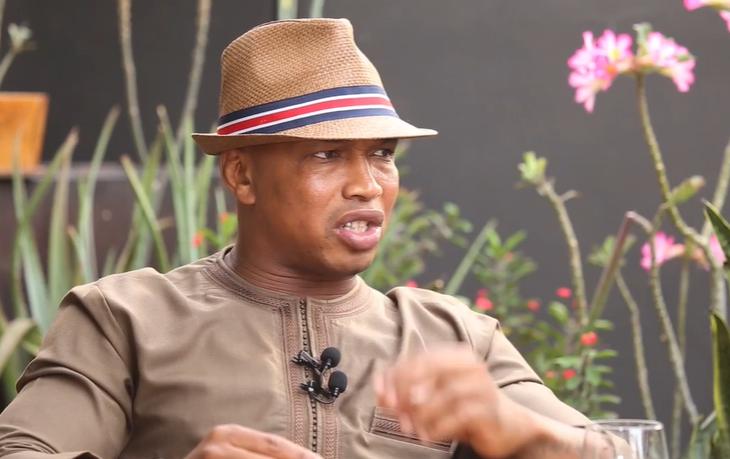 El Hadj Diouf : «Que Sadio Mané  soit absent au premier des lions à la CAN peut être…» (Vidéo) - El Hadji Diouf coiffé d'un chapeau - a