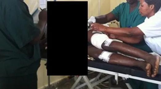 Université de Ziguinchor : Un étudiant gravement blessé … - Un homme assis devant un ordinateur - Thiès