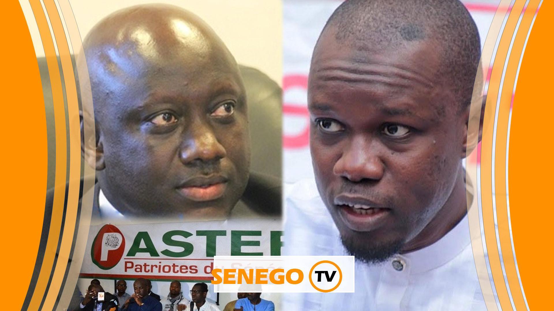 Affaires des 94 Milliards: Ousmane Sonko - Un homme regardant la caméra - Front