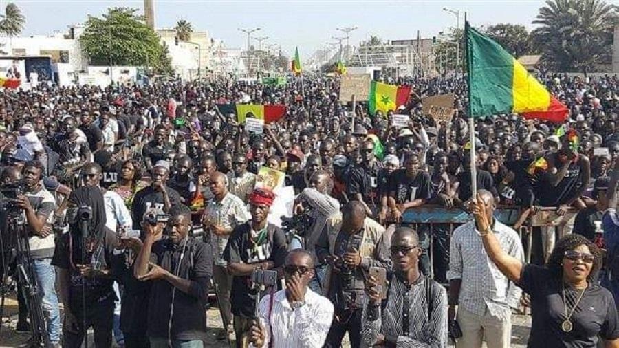 Le préfet autorise la marche de «Aar li nu bokk» à Guédiawaye…