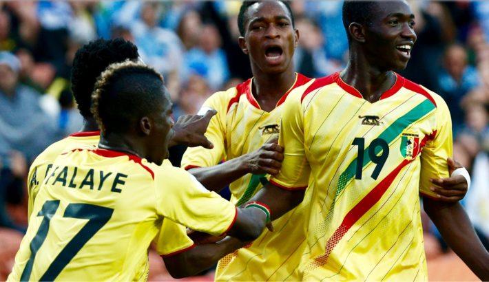 La FIFA tranche en faveur du Mali, qui disputera finalement bien la Can 2019 - Adama Traoré