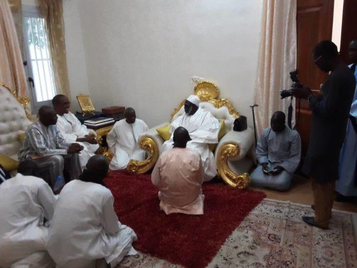 Abdoul Mbaye Mamadou lamine diallo serigne mountakha