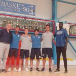 Camp: King Suley et Basket 90 pour leur expertise à HLM Basket Club