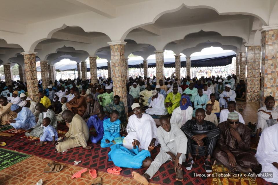 36389409 32523080 - Tabaski : La prière du Khalife général des Tidianes en images