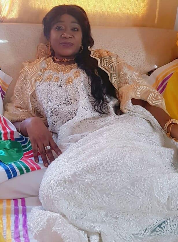 68821921 2311283875608125 623781598164156416 n - Al Khayri : La promotrice Ndèye Ndiaye Tyson s'est remariée