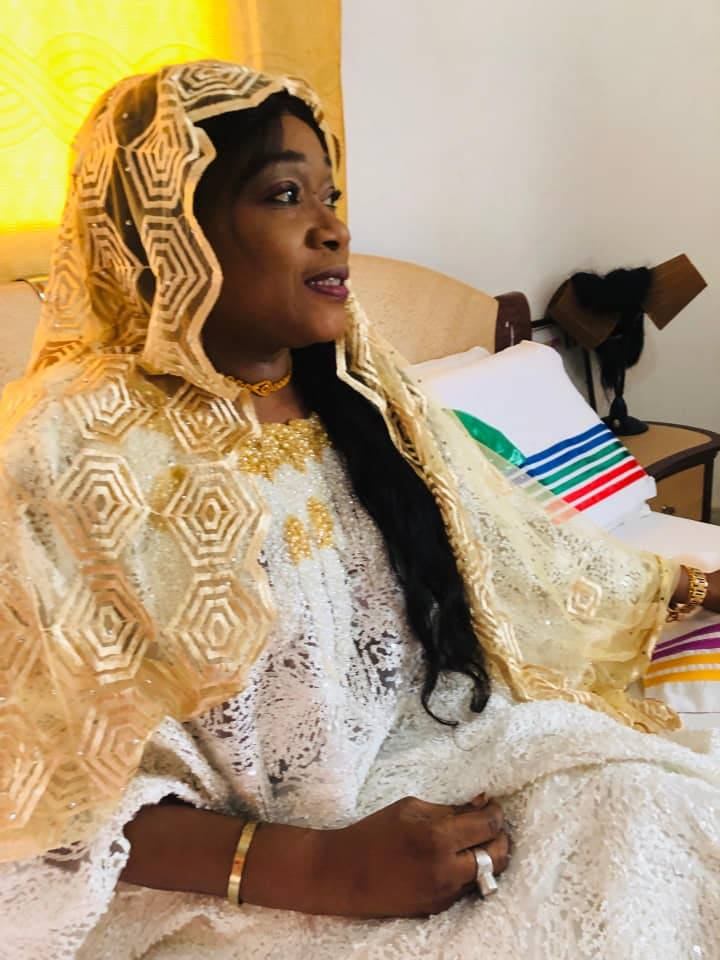 69151318 1204679879714874 1956242094477541376 n - Al Khayri : La promotrice Ndèye Ndiaye Tyson s'est remariée