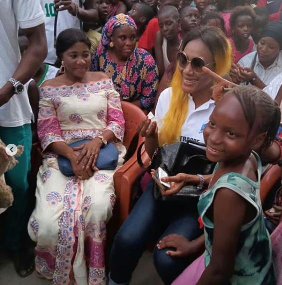 astou traore 5 - Usine Ben Tally: L'incroyable accueil réservé à la lionne Astou Traoré