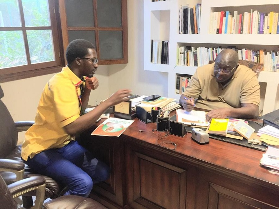 "babacar toure 2 - Libération de Khalifa Sall : Babacar Touré  ""s'engage""..."