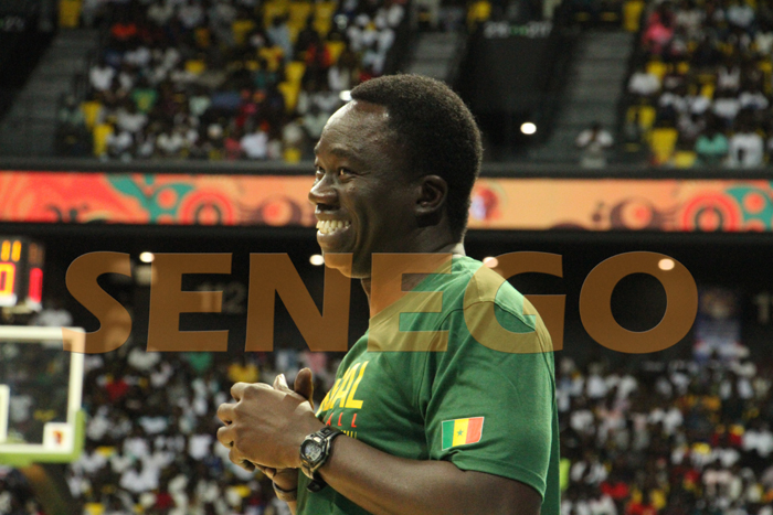 coach basket dame 3 - (50 photos) - Afrobasket 2019: Revivez le match Sénégal vs Angola en images