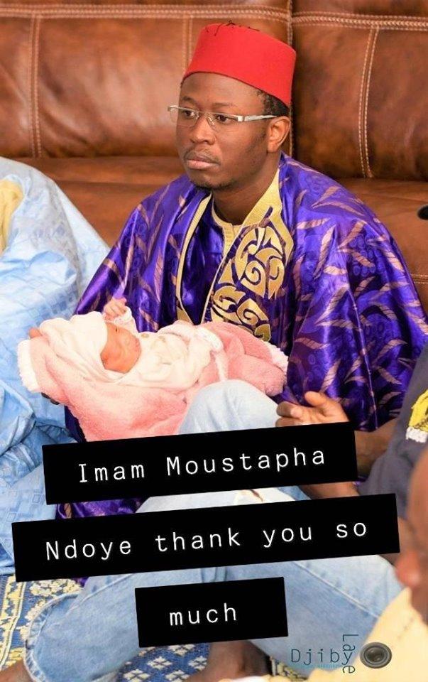 fata 5 - Carnet Rose : Baptême des jumeaux Alé et Mame Ndiaye du rappeur Fata