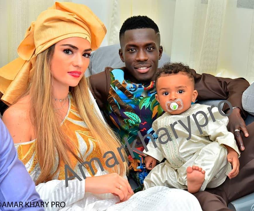 Gana Guèye transforme son épouse en une vraie Jongoma sénégalaise ...