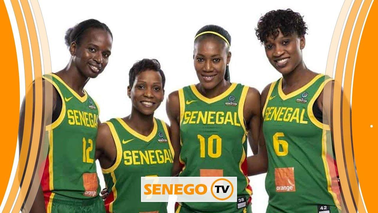 lionnes1 - Afrobasket 2019 : Les 12 Lionnes de Cheikh Sarr connues