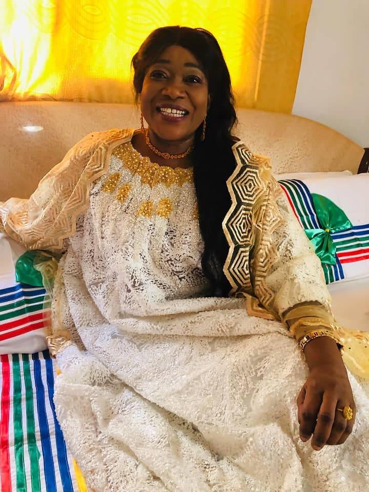 ndeye ndiaye tyson 10 - Al Khayri : La promotrice Ndèye Ndiaye Tyson s'est remariée