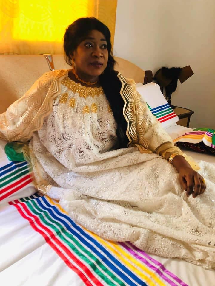 ndeye ndiaye tyson 11 - Al Khayri : La promotrice Ndèye Ndiaye Tyson s'est remariée