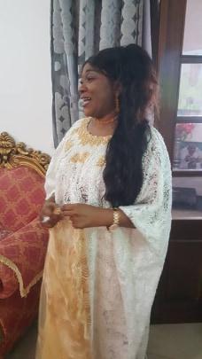 ndeye ndiaye tyson 2 - Al Khayri : La promotrice Ndèye Ndiaye Tyson s'est remariée
