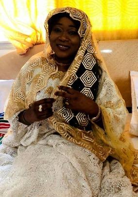 ndeye ndiaye tyson 5 - Al Khayri : La promotrice Ndèye Ndiaye Tyson s'est remariée