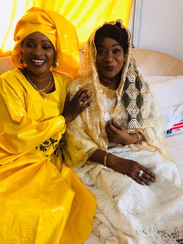 ndeye ndiaye tyson 6 - Al Khayri : La promotrice Ndèye Ndiaye Tyson s'est remariée