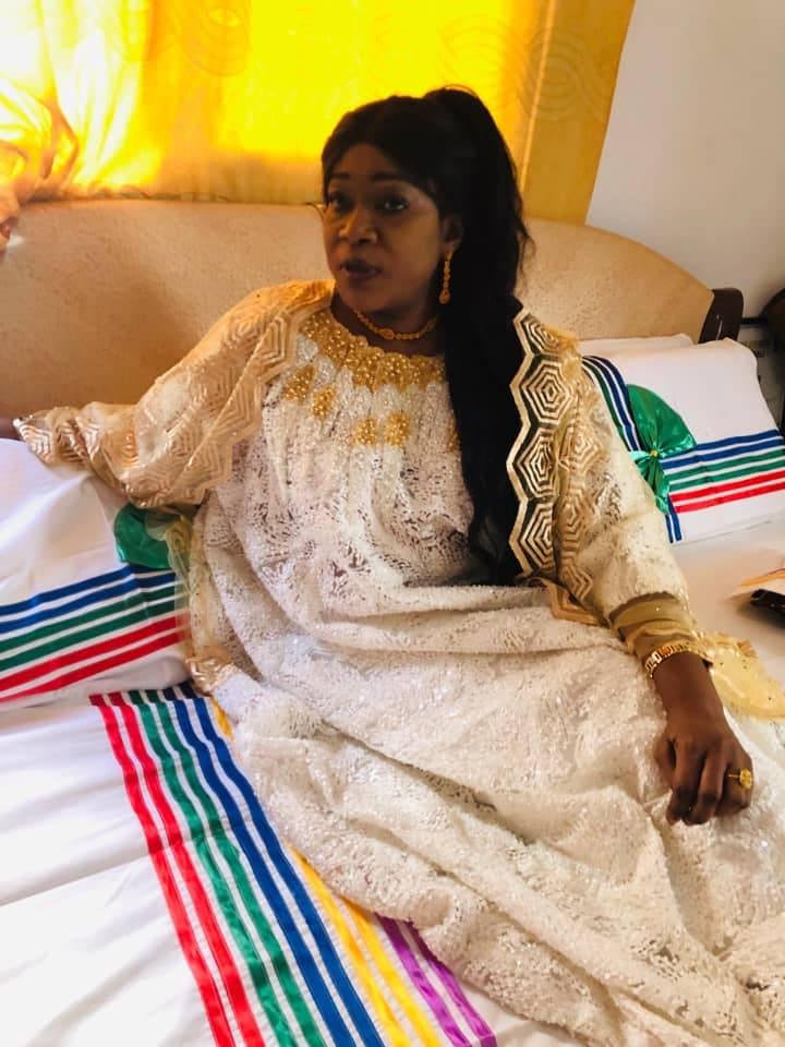 ndeye ndiaye tyson 8 - Al Khayri : La promotrice Ndèye Ndiaye Tyson s'est remariée