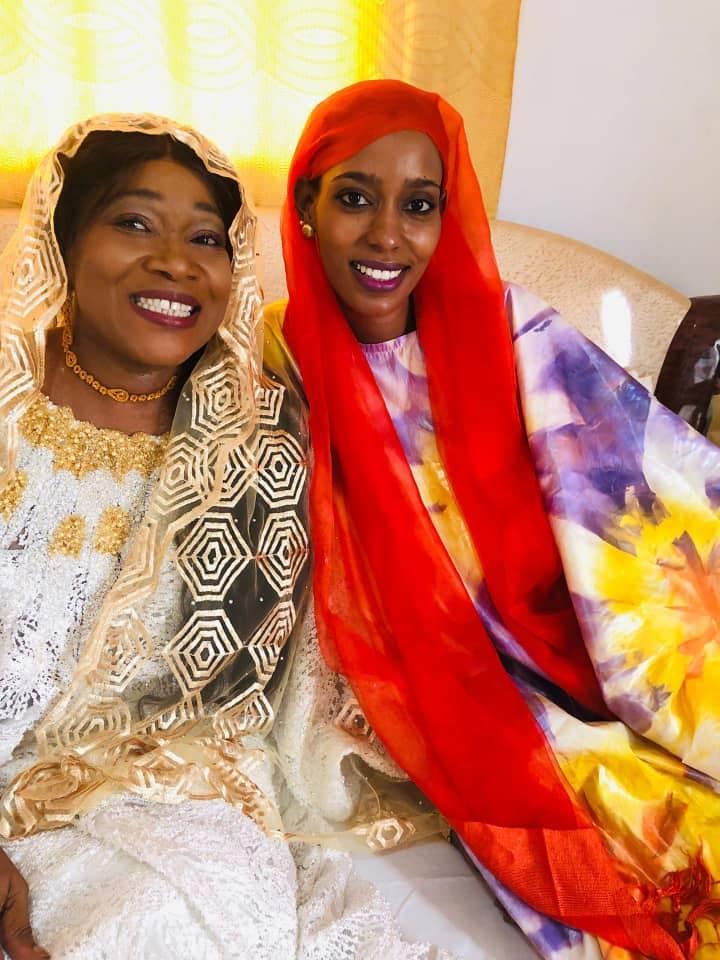 ndeye ndiaye tyson 9 - Al Khayri : La promotrice Ndèye Ndiaye Tyson s'est remariée