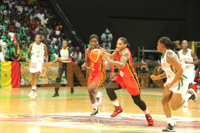 senegal vs angola fiba 2019 10 - (50 photos) - Afrobasket 2019: Revivez le match Sénégal vs Angola en images