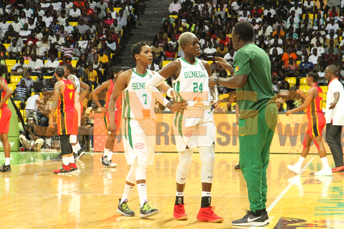senegal vs angola fiba 2019 11 - (50 photos) - Afrobasket 2019: Revivez le match Sénégal vs Angola en images