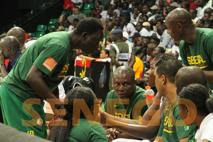 senegal vs angola fiba 2019 12 - (50 photos) - Afrobasket 2019: Revivez le match Sénégal vs Angola en images
