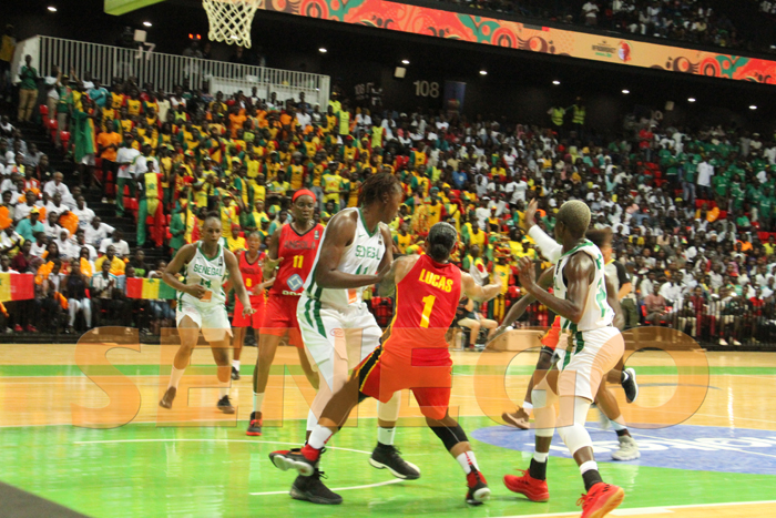 senegal vs angola fiba 2019 13 - (50 photos) - Afrobasket 2019: Revivez le match Sénégal vs Angola en images