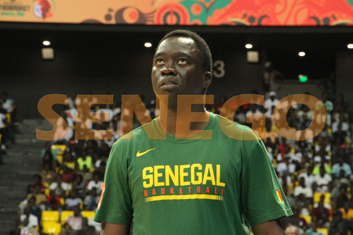 senegal vs angola fiba 2019 15 - (50 photos) - Afrobasket 2019: Revivez le match Sénégal vs Angola en images