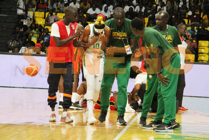 senegal vs angola fiba 2019 17 - (50 photos) - Afrobasket 2019: Revivez le match Sénégal vs Angola en images