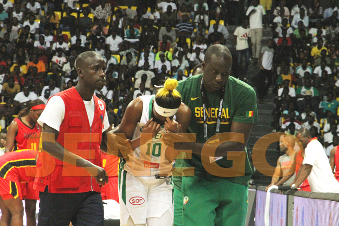 senegal vs angola fiba 2019 18 - (50 photos) - Afrobasket 2019: Revivez le match Sénégal vs Angola en images