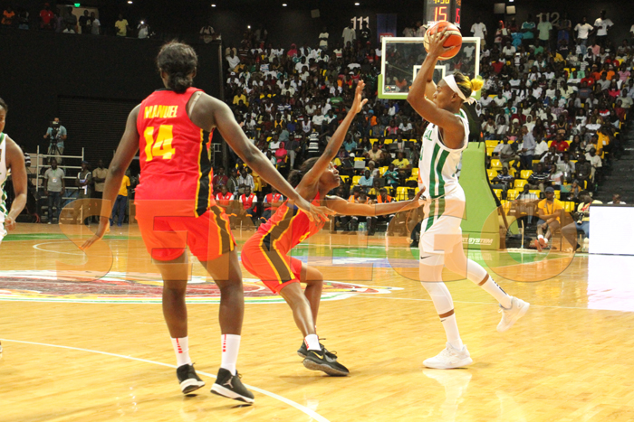 senegal vs angola fiba 2019 27 - (50 photos) - Afrobasket 2019: Revivez le match Sénégal vs Angola en images